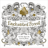 Enchanted Forest Adult Colouring books