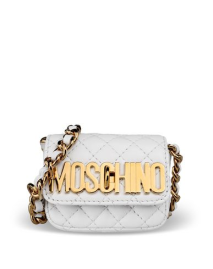 Moschino whitte small bag