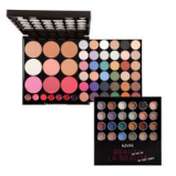 NYX Beauty on the Go Palette