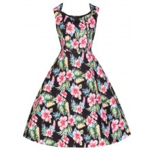 Floral midlenghth dress from Lindy Bop usa $16.jpg